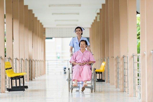 看護師 志望理由